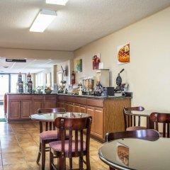 Отель Quality Inn And Suites Monroe гостиничный бар
