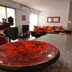Отель MyNice Rouge Indien Франция, Ницца - отзывы, цены и фото номеров - забронировать отель MyNice Rouge Indien онлайн интерьер отеля фото 2