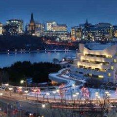 Отель Holiday Inn Hotel & Suites Ottawa Kanata, an IHG Hotel Канада, Оттава - отзывы, цены и фото номеров - забронировать отель Holiday Inn Hotel & Suites Ottawa Kanata, an IHG Hotel онлайн балкон