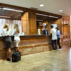 Отель Pasarela Испания, Севилья - 2 отзыва об отеле, цены и фото номеров - забронировать отель Pasarela онлайн интерьер отеля фото 2