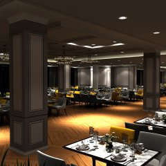 SG Astor Garden Hotel All Inclusive питание