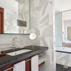 Отель Park Hyatt Zurich ванная
