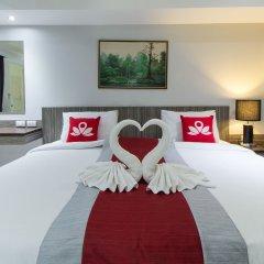 Отель ZEN Rooms Chinatown Bangkok комната для гостей фото 4