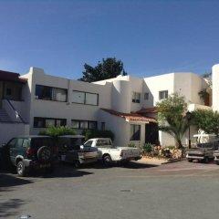 Отель Paphos Gardens Holiday Resort парковка