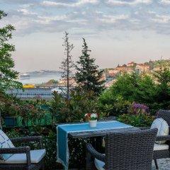 Отель Symbola Bosphorus Istanbul балкон