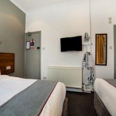 Отель Apollo Kings Cross Лондон удобства в номере фото 2