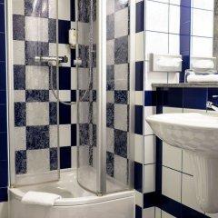 Отель Königshof am Funkturm Германия, Ганновер - 1 отзыв об отеле, цены и фото номеров - забронировать отель Königshof am Funkturm онлайн ванная