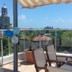 Отель Divesta Болгария, Варна - отзывы, цены и фото номеров - забронировать отель Divesta онлайн балкон