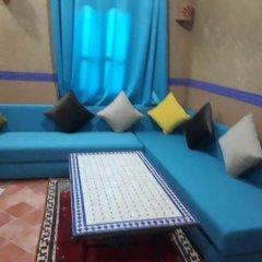 Отель Zagour Марокко, Загора - отзывы, цены и фото номеров - забронировать отель Zagour онлайн комната для гостей фото 2