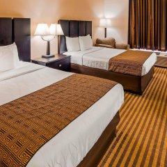 Отель Best Western Dunkirk & Fredonia Inn США, Дюнкерк - отзывы, цены и фото номеров - забронировать отель Best Western Dunkirk & Fredonia Inn онлайн комната для гостей фото 3