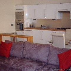 Отель Dreamhouse Apartments Edinburgh West End Великобритания, Эдинбург - отзывы, цены и фото номеров - забронировать отель Dreamhouse Apartments Edinburgh West End онлайн комната для гостей фото 2