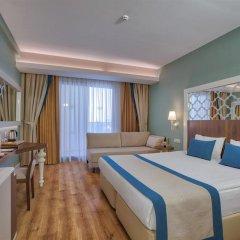 Отель Side Crown Sunshine Сиде комната для гостей