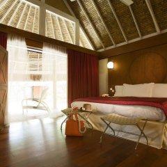 Отель Sofitel Bora Bora Marara Beach Hotel Французская Полинезия, Бора-Бора - отзывы, цены и фото номеров - забронировать отель Sofitel Bora Bora Marara Beach Hotel онлайн комната для гостей фото 2