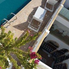 Отель Dar Shaân Марокко, Рабат - отзывы, цены и фото номеров - забронировать отель Dar Shaân онлайн балкон фото 2