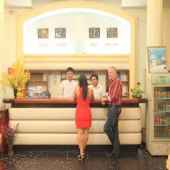 Bao Dam Hang Hai Hotel интерьер отеля фото 3