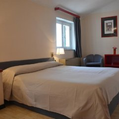 Cit Hotel Britannia Генуя комната для гостей фото 2