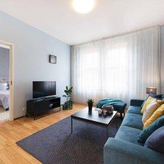 Апартаменты Tallinn City Apartments Таллин комната для гостей фото 4