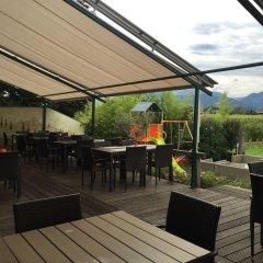Отель Restaurant Villa Flora Аниф питание фото 3