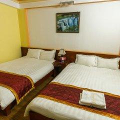 Cherry Sapa Hotel комната для гостей фото 4