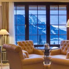 Отель HUUS Gstaad Швейцария, Занен - отзывы, цены и фото номеров - забронировать отель HUUS Gstaad онлайн фото 18