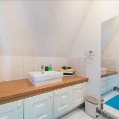 Апартаменты Tallinn City Apartments ванная