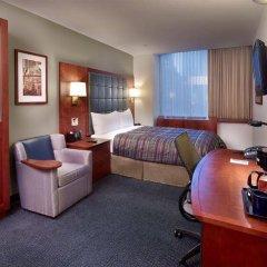 Отель Club Quarters, Central Loop комната для гостей фото 5