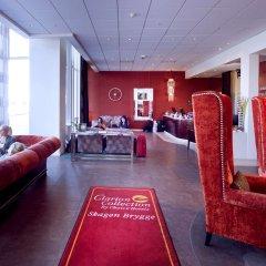 Clarion Collection Hotel Skagen Brygge интерьер отеля