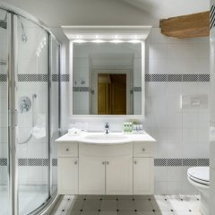 Отель Romantik Hotel Villa Margherita Италия, Мира - отзывы, цены и фото номеров - забронировать отель Romantik Hotel Villa Margherita онлайн ванная фото 2