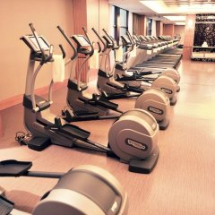 Suzhou Marriott Hotel фитнесс-зал фото 3