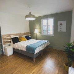 Апартаменты Apartment With 2 Bedrooms in Boulogne-billancourt, With Furnished Terrace and Wifi Булонь-Бийанкур комната для гостей фото 4