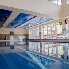 Yalynka Hotel Волосянка бассейн