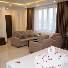 Отель Sun & Sea Hotel Вьетнам, Нячанг - отзывы, цены и фото номеров - забронировать отель Sun & Sea Hotel онлайн комната для гостей фото 4