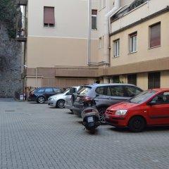 Апартаменты Domitilla Luxury Apartment Генуя парковка