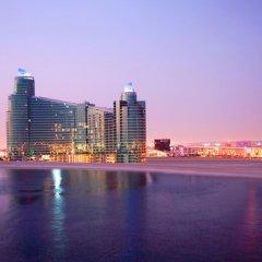 Отель InterContinental Residence Suites Dubai Festival City пляж
