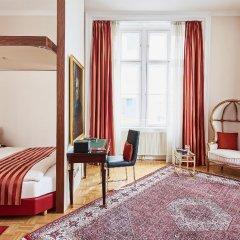 Отель Derag Livinghotel An Der Oper Вена комната для гостей фото 4