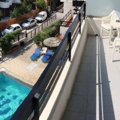 Отель Caravel Родос балкон