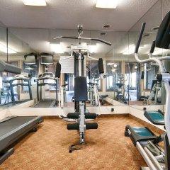 Отель Best Western Lakewood Inn фитнесс-зал