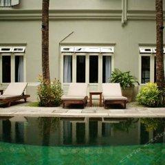 Eugenia Hotel Bangkok Бангкок бассейн фото 2