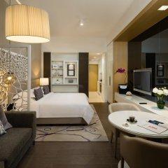 Отель Beach Rotana Residences комната для гостей