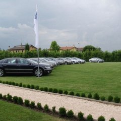 Отель Villa Franceschi Италия, Мира - отзывы, цены и фото номеров - забронировать отель Villa Franceschi онлайн парковка