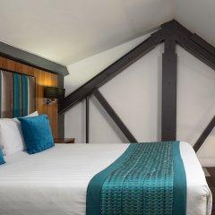 Отель ROOMZZZ Манчестер комната для гостей фото 3