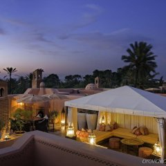 Отель Royal Mansour Marrakech Марракеш балкон