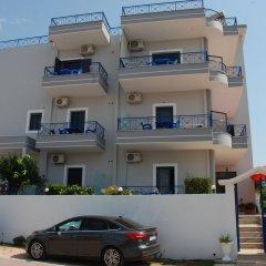 Отель Villa Erdeti Саранда парковка