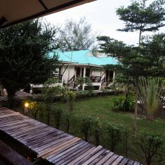 Отель N.T. Lanta Resort Ланта балкон