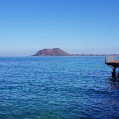 Gran Hotel Atlantis Bahia Real G.L. пляж
