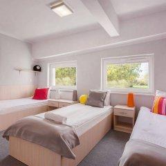 Hostel Rakieta Гданьск комната для гостей фото 4