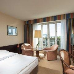 Maritim Hotel Koeln 4* Номер Комфорт с различными типами кроватей фото 2
