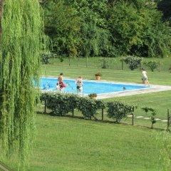 Отель Agriturismo Villa Selvatico Италия, Вигонца - отзывы, цены и фото номеров - забронировать отель Agriturismo Villa Selvatico онлайн бассейн фото 3
