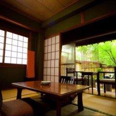 Отель Ryokan Kiraku Беппу комната для гостей фото 3