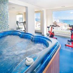 Отель THB Gran Playa - Только для взрослых фитнесс-зал